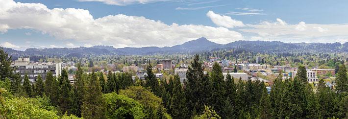 Eugene-Oregon